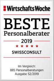 WiWo_Beste_Personalberater_5St_2019_SWISSCONSULT_ohneBranche